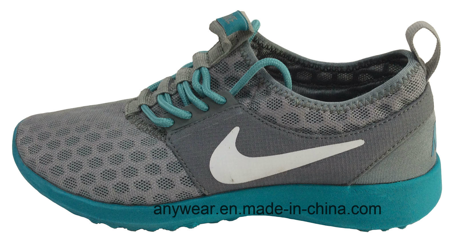 Leisure Women Casual Footwear Walking Comfrt Shoes (W-16738)