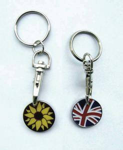 Alloy Auto Key Chain for Promotion Gift (ZHY-KA-003)