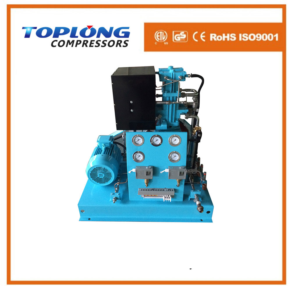 Oil Free High Pressure Oxygen Compressor High Pressure Compressor (Gow-6/4-150 CE Approval) 8