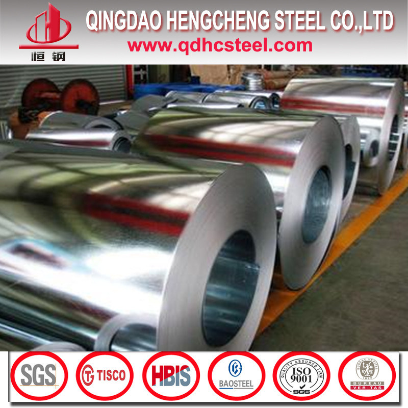 Dx51d G90 Zinc Coated Gi Steel Coil
