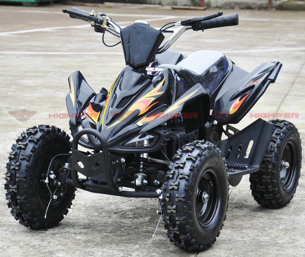 Small Electric Atv Mini Electric Atv Atv-6e
