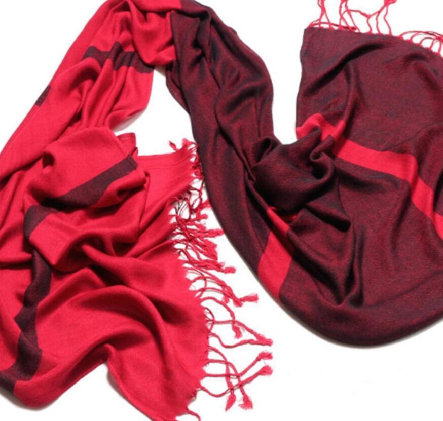 Wholesale Fashion Autumn Shawl Cashmere Scarf