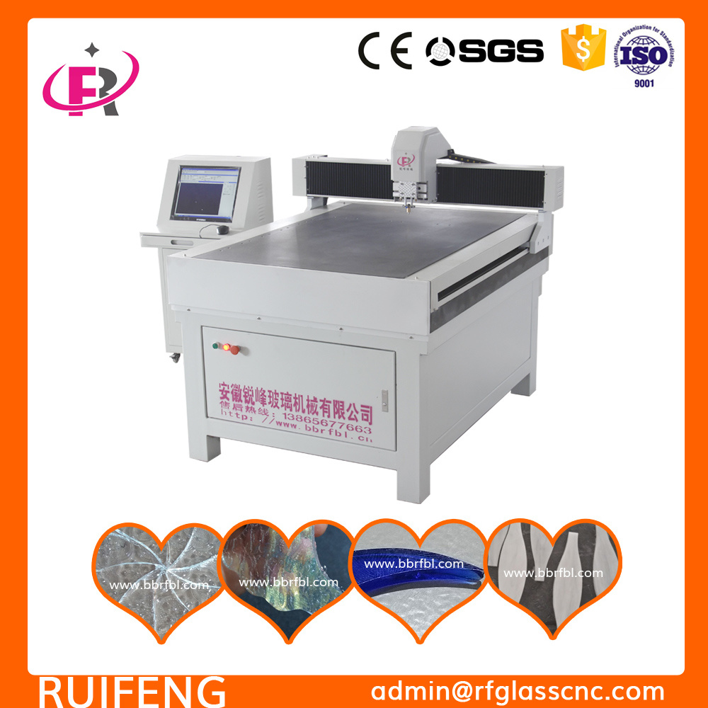 Ultra Thin Toughened Glass Cutting Machine (RF1915S)