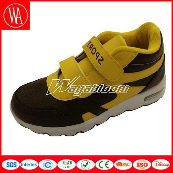 Fancy Children Casual Sports Shoes with Magic Tape