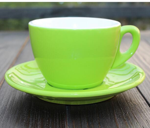 150ml Customize Color Coffee Cup Ceramic Coffee Cup