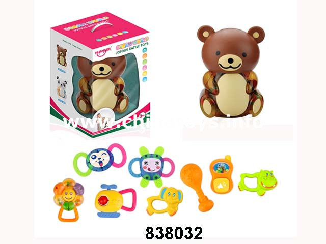 Plastic Electrical Educational Toy Baby Toy (838035)