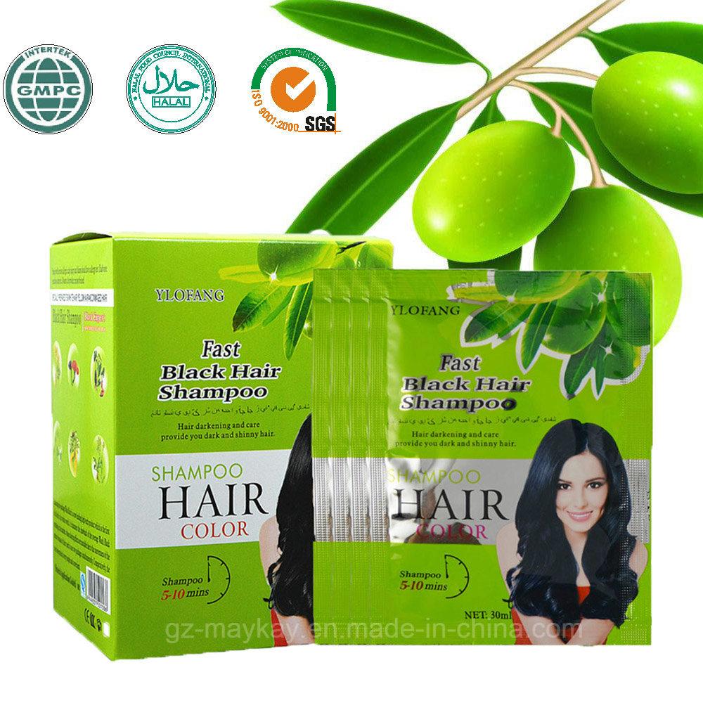 Ylofang Fast Black Hair Shampoo 30ml