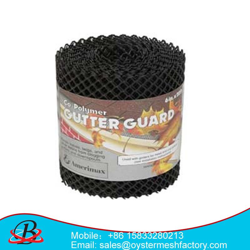 Plastic Gutter Filter Mesh