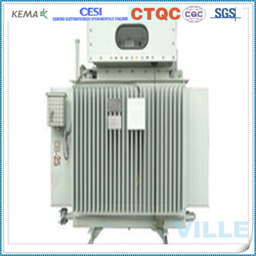 2mva S10-Ms Series 6kv/10kv Petrochemail Power Transformer