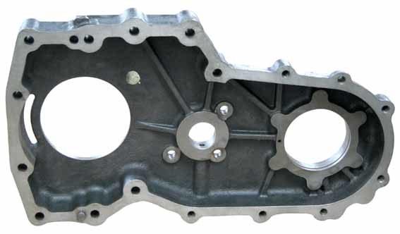 Autoparts Metal Parts CNC Machining
