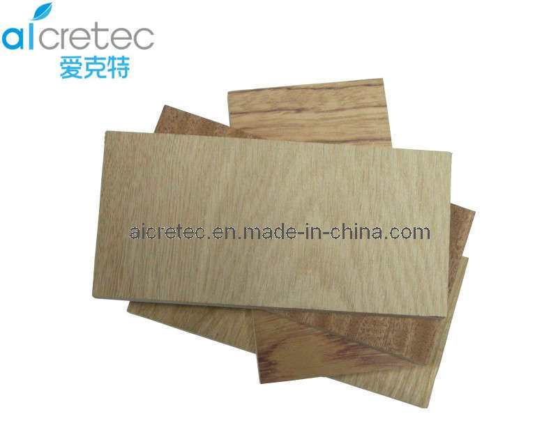 Formaldehyde free plywood