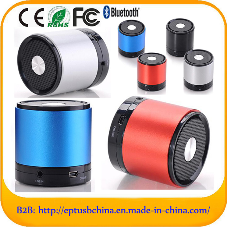 Mini Bluetooth Speaker Mini Speaker with High Capacity Battery Phone Call Function (788S)