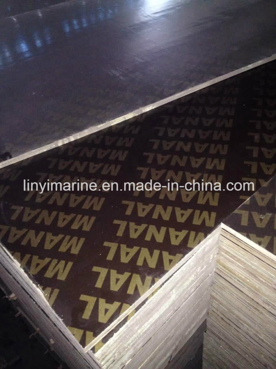 Film Faced Plywood Construction BB/CC Grade WBP Glue