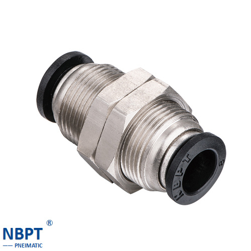 Brass Fittings for Quick Connecting Tube Fittings