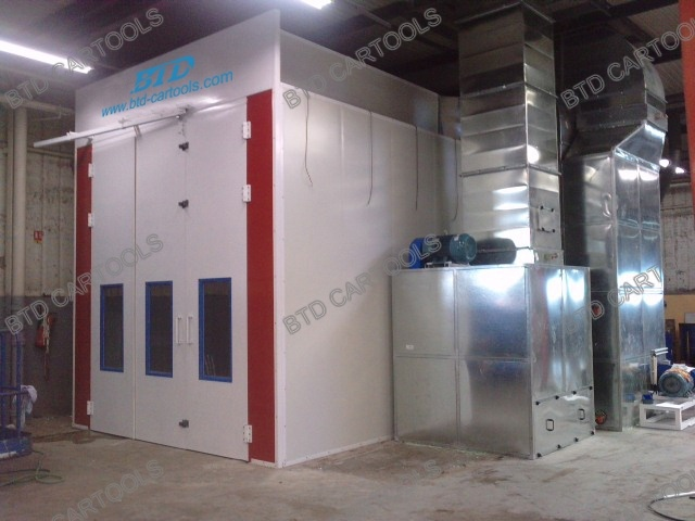 Water Painting Room/ Large Spraying Booth