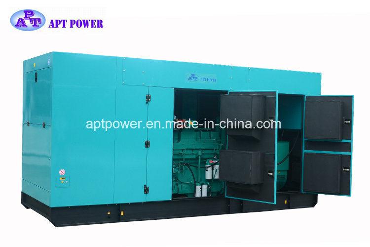 Standby 450kVA/360kw Industrial Deutz Diesel Generator Set for Industrial