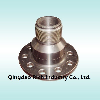 CNC Machining Part, Die Casting Brass for Fitting/Die Forging