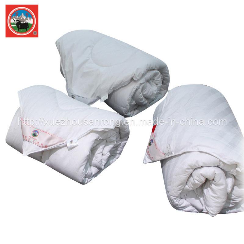 Tibet-Sheep Wool Quilt /Cashmere Fabric/ Yak Wool Textile/Fabrid/Bedding