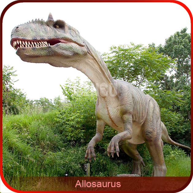 2015 Hot Sale Amusement Equipment Dinosaur