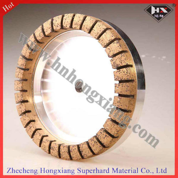 Metal Diamond Cup Grinding Wheel for Glass Edging