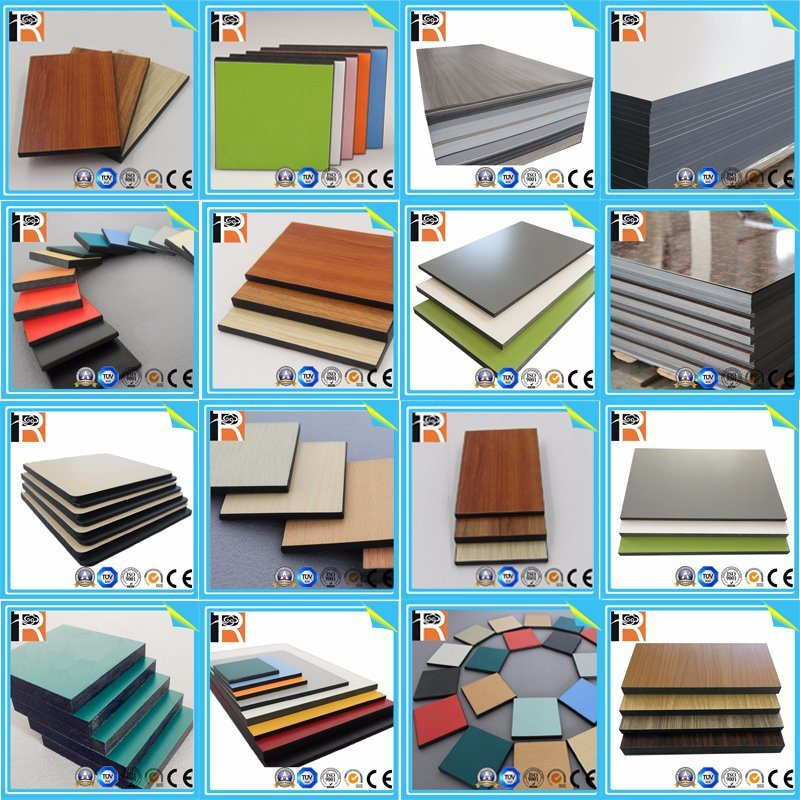 Fireproof and Waterproof Decorative Wall Panel