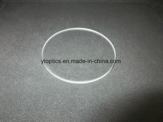 (K9 CaF2, MgF2, quartz) Round Optical Glass Windows