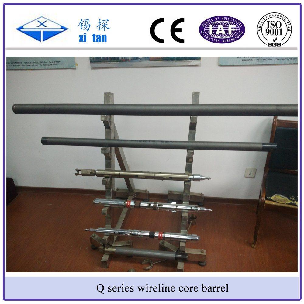 Bq, Nq, Hq, Pq Q Serise Wireline Core Barrel Overshoot Core Drilling Tools