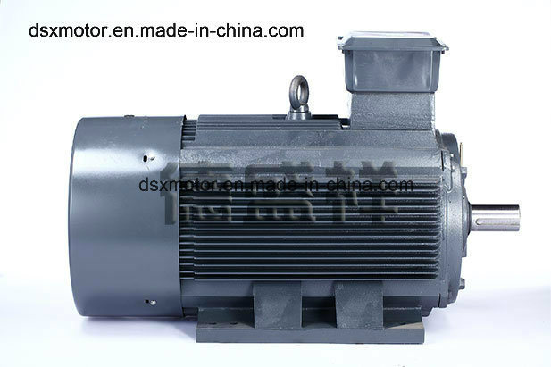 132kw AC Electric Motor Three Phase Asynchronous Motor