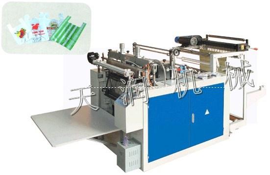 Heat-Sealing & Heat-Cutting Vest Bag-Making Machine (TR-HC500, TR-HC700)