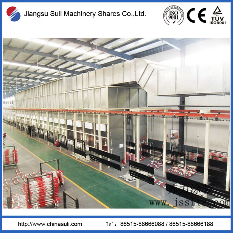 Chinasuli Paiting Quality ISO Approved Infrared Coating Car Spray Booth