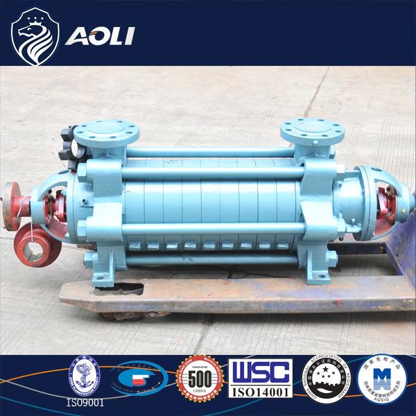 D Horizontal Irrigation Multistage Pump