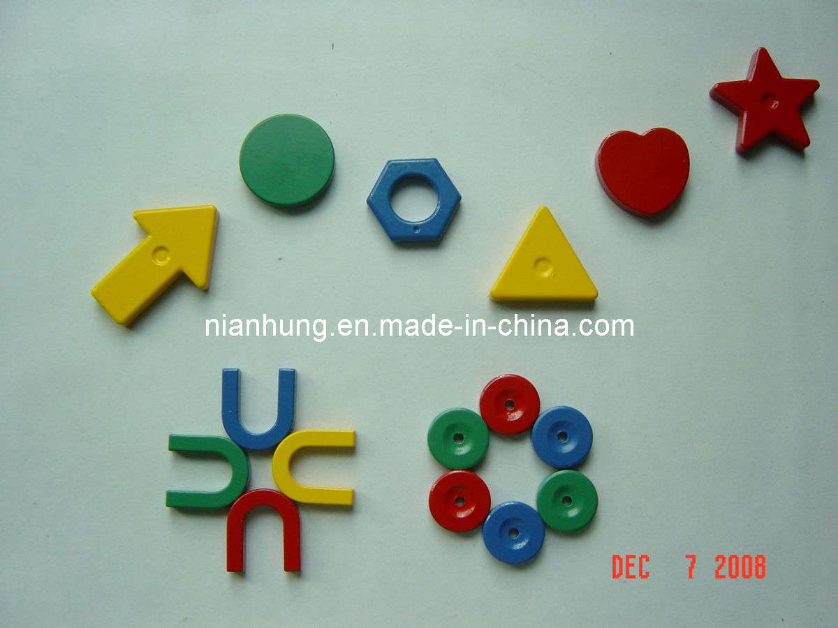 Ferrite Educational Magnet