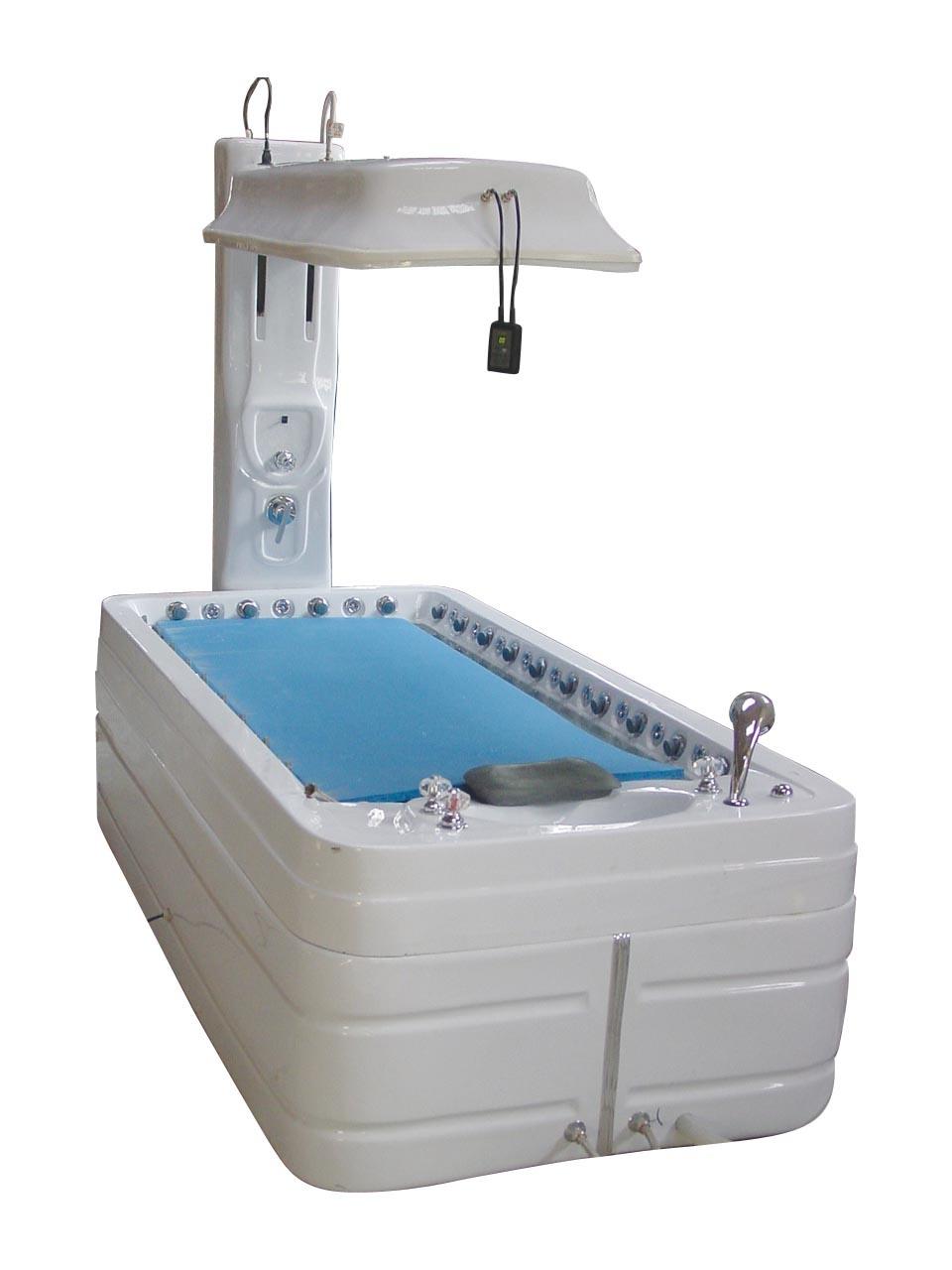 Hydraulic Massage Bed : China hydraulic massage bed d b spa product