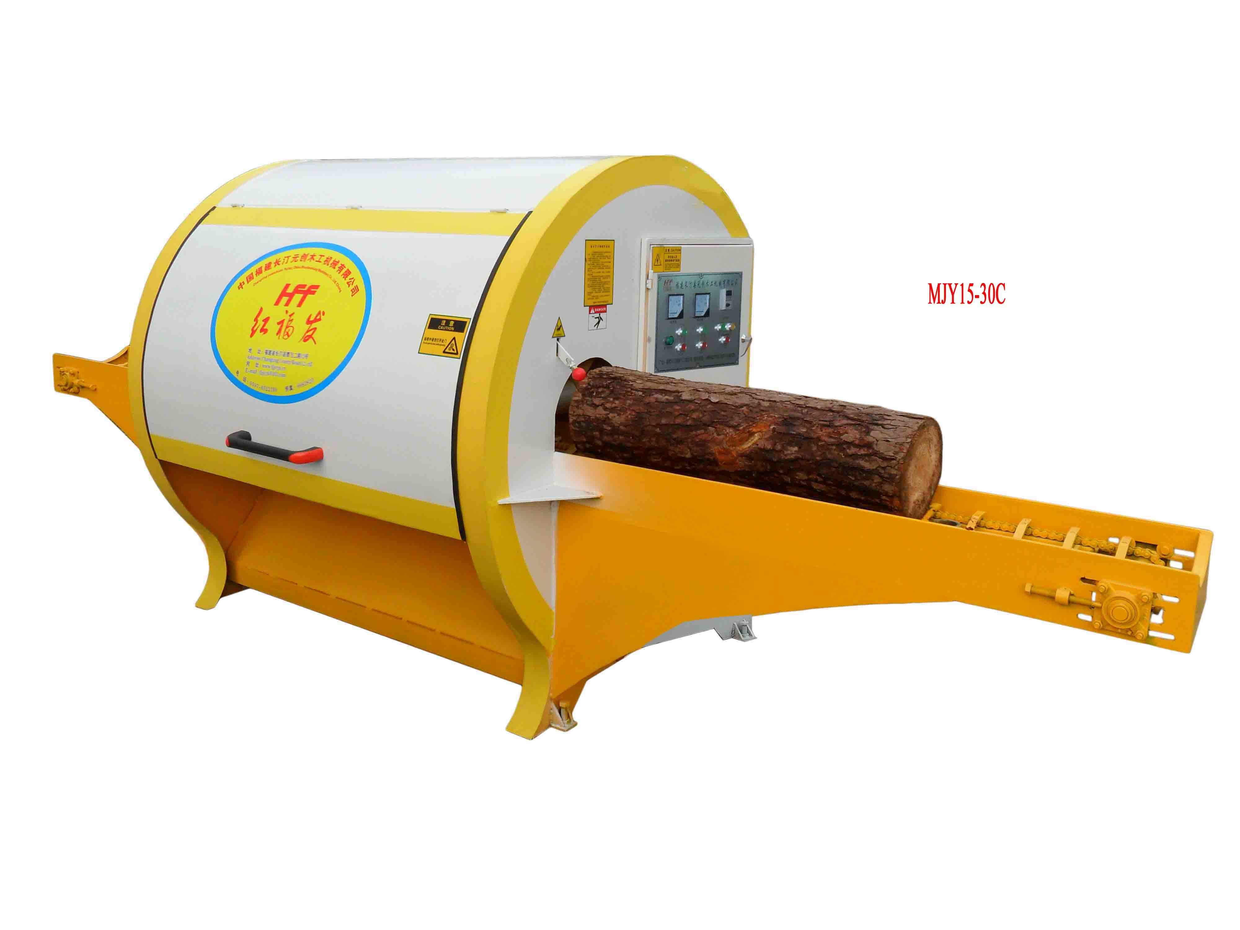 New Wood Processing Circular Saw Machine