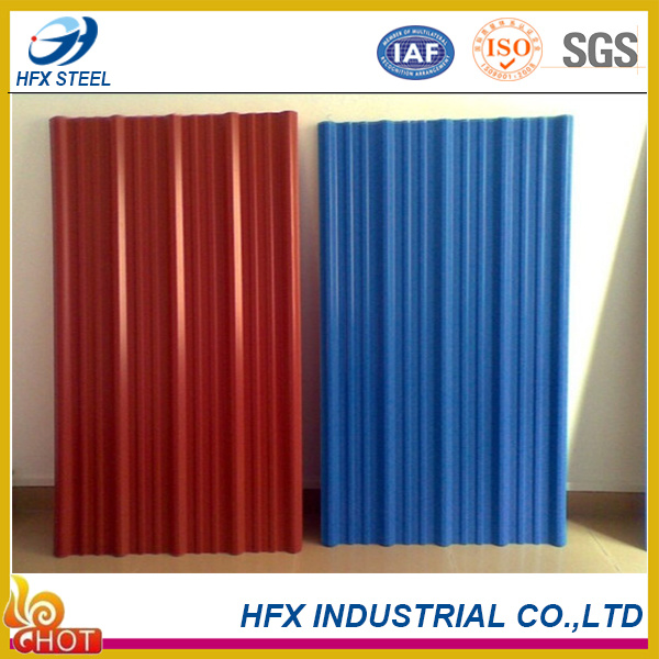 High Quality Chromadek Galvanized Steel Sheet (with RAL color)