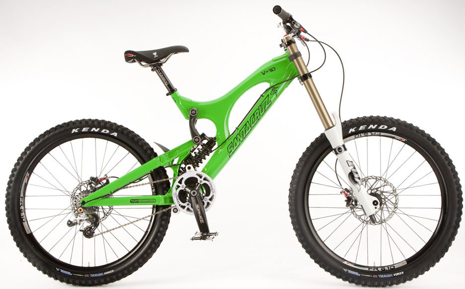 Santa Cruz V10 Full Suspension Downhill Mountain Bike Santa Cruz V10  Mengenal Tipe Tipe Sepeda Gunung