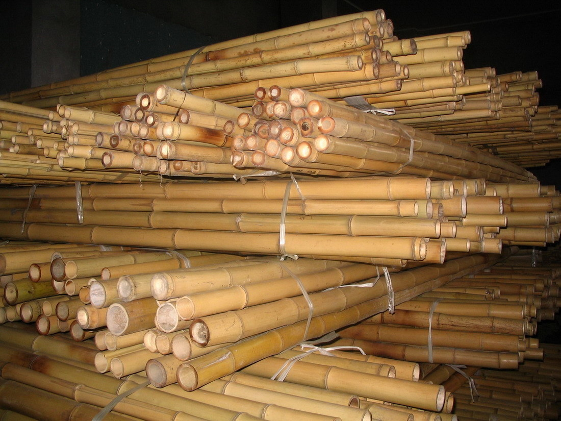 China bamboo poles photos pictures made in