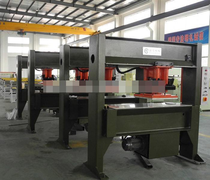 Ml Best- Sale Moving Head Atom Cutting Leather Machine