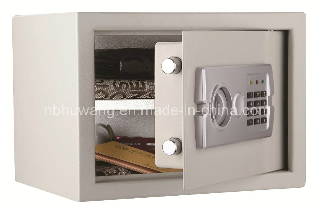 Electronic Safe with Electronic Locks
