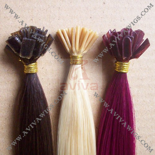 Pre-Bonded Hair Extension (AV-HE03)