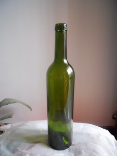 Wine Bottle, Glass Bottle