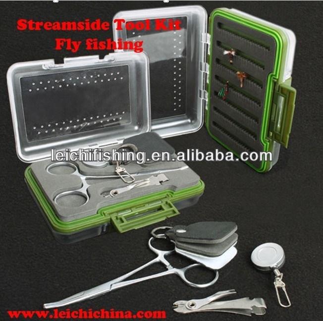 Waterproof Fly Fishing Streamside Tool Kit Accessory
