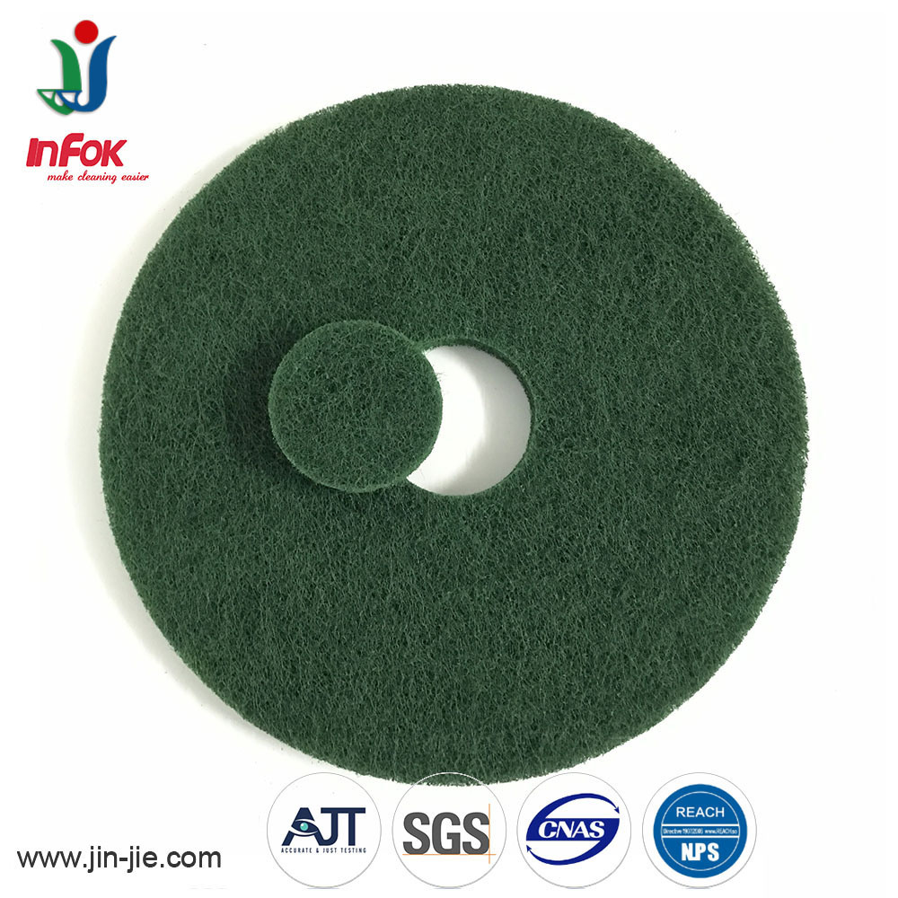 16 Inch Floor Cleaning Pads for Floor Machine Floor Buffing Usage