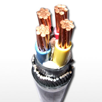 Nyy Type PVC Insulated Power Cable