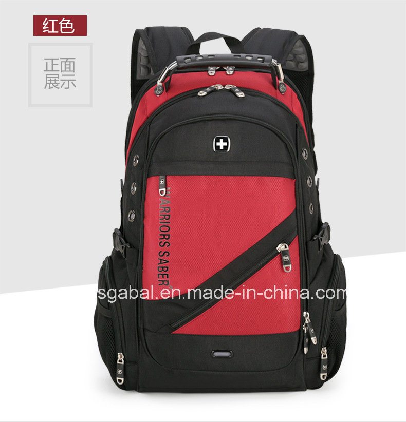 Wafterproof Mochila Swiss Gear Travel Sports Computer Bag Laptop Backpack
