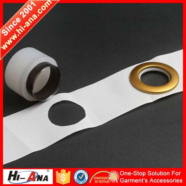 Sedex Factory Popular Young Girl Curtain Tape with Eyelets