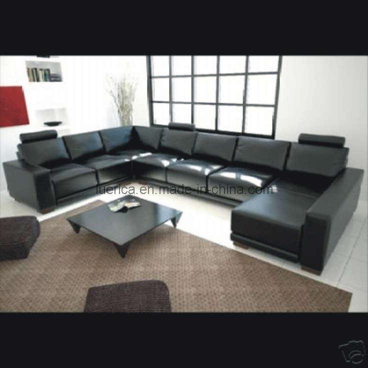 Living Room Sofa, Sofa Set, Fabric Sofa (S8559)