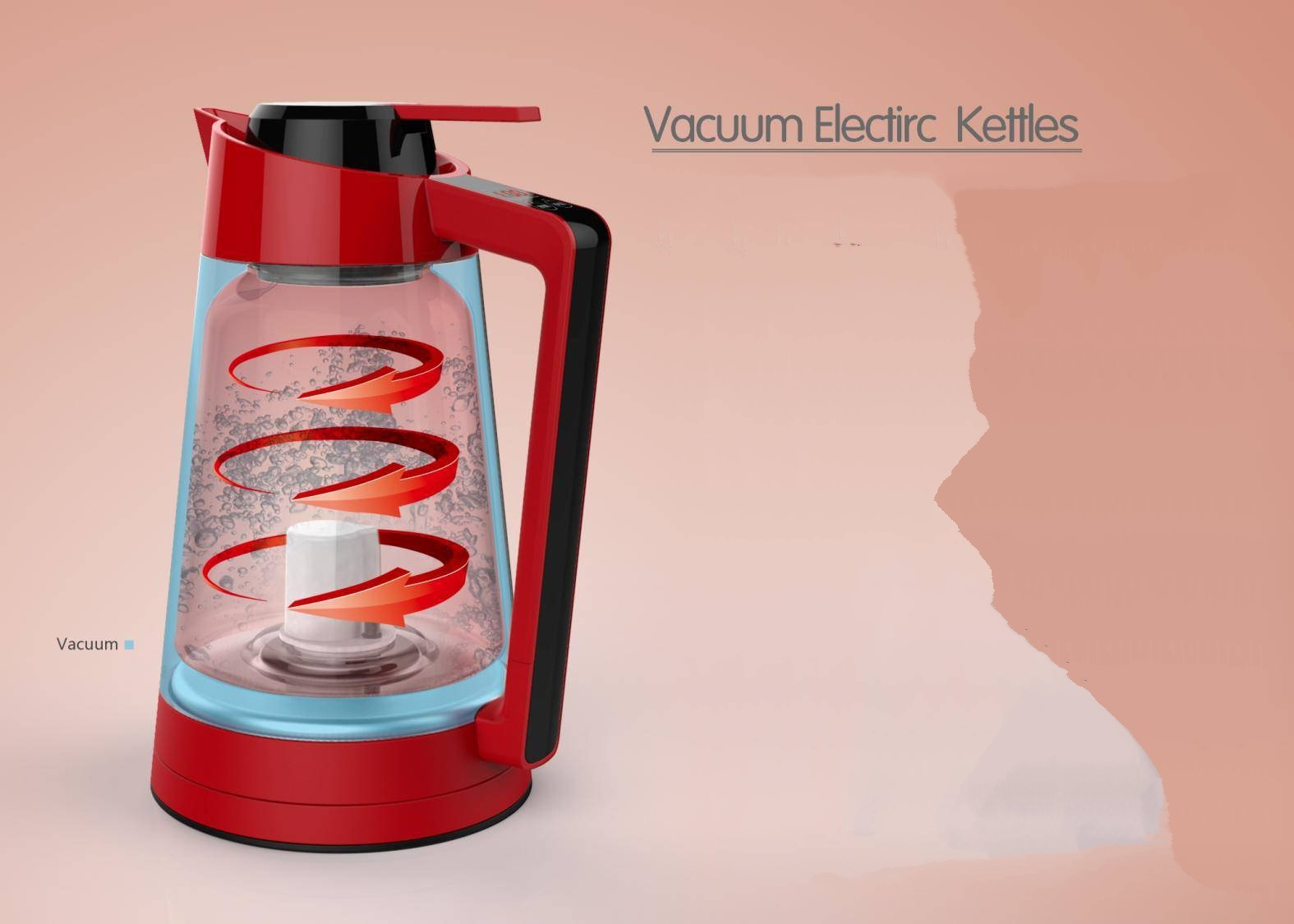 Vacuum Electric Kettle