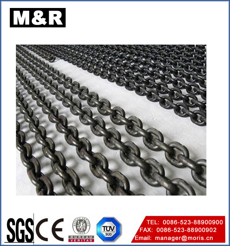 Welded Steel Lifting Link Chain