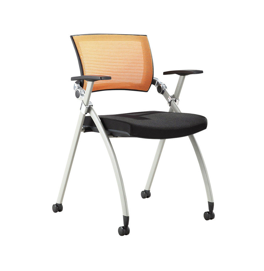 Stackable Office Training Chair with Writing Tablet